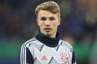 Fiete Arp glaubt an seine Chance beim FC Bayern