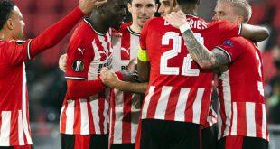Eindhoven gewinnt gegen Venlo mit 2:0