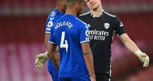 Arsenal verliert durch Leno-Patzer