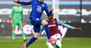 England: Timo Werner trifft gegen West Ham United