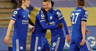 Vardy und Leicester kommen der Champions League näher