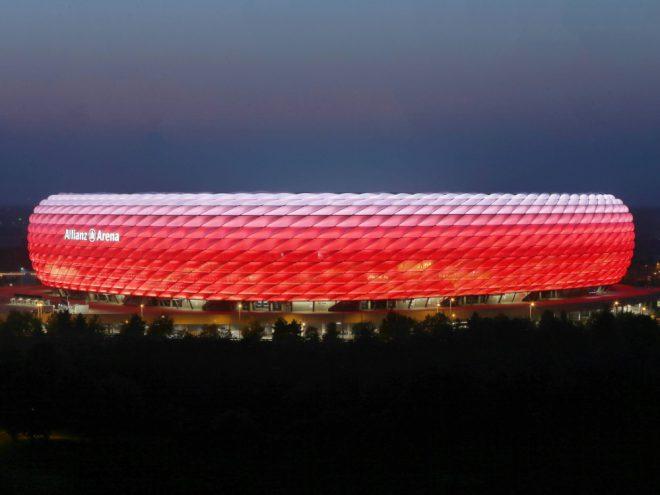 Die Stadt München plant mit Zuschauern