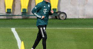 Lewandowski-Comeback wohl erst gegen Bayer Leverkusen