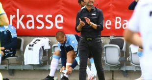 Köllner und die Löwen spielen 1:1 gegen Köln