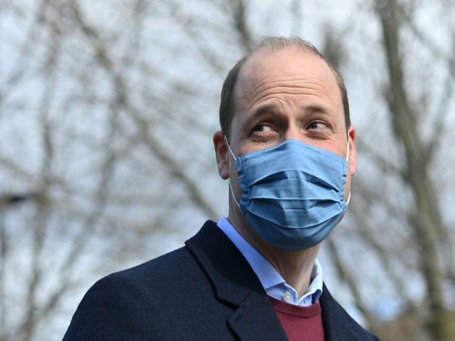Prinz William nimmt an Social-Media-Boykott Aktion der Premier League Klubs teil