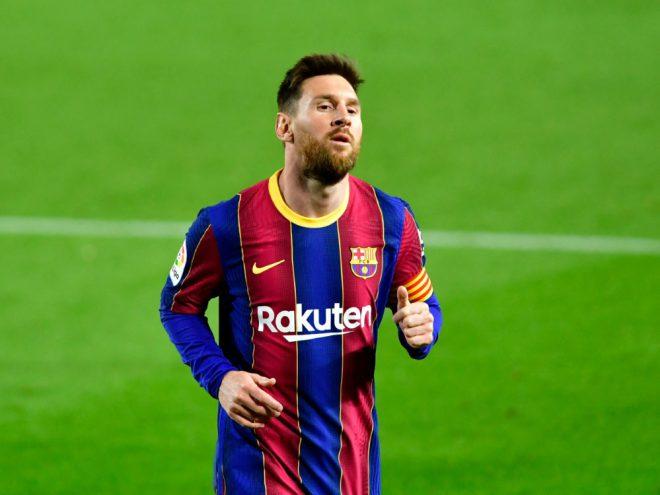 Rekordspieler Messi ausnahmsweise ohne Torbeteiligung