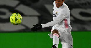 Raphael Varane wird gegen Liverpool fehlen