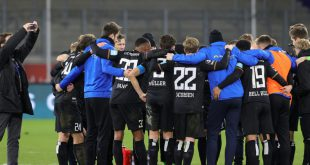 Magdeburg gewinnt 2:0 gegen Ingolstadt