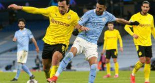 City-Spieler vor BVB-Duell um Nachtruhe gebracht