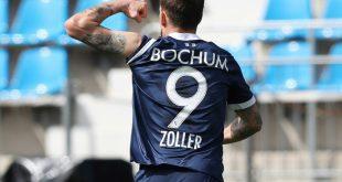 Zoller lässt Bochum gegen Kiel jubeln