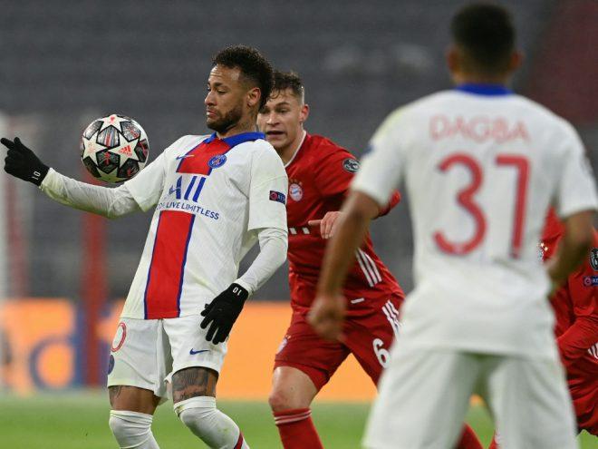 Neymar und Co. schlagen die Bayern mit 3:2