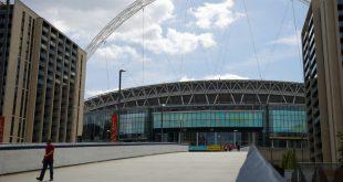 Am 25. April sind 8000 Zuschauer in Wembley erlaubt