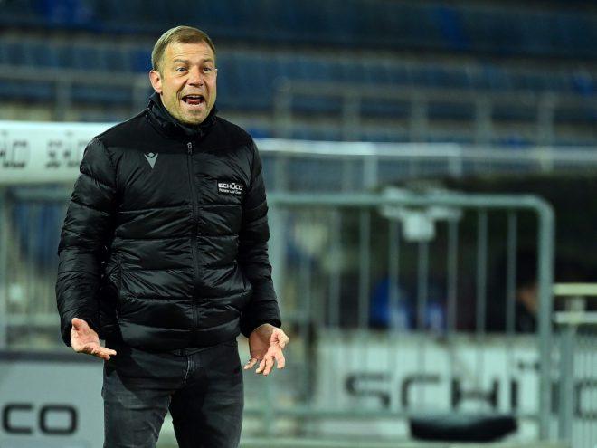 Frank Kramer kämpft mit Bielefeld gegen den Abstieg