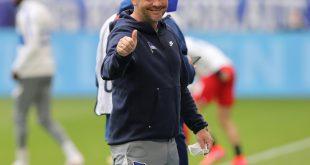 Pal Dardai ist seit Januar Cheftrainer der Berliner