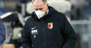 FC Augsburgs Geschäftsführer Stefan Reuter