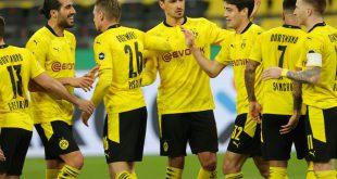 Borussia Dortmund trifft im Finale auf RB Leipzig