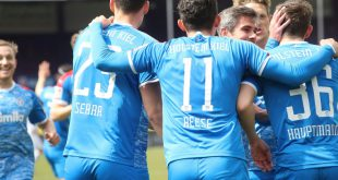 Kiel gewinnt auch gegen St. Pauli