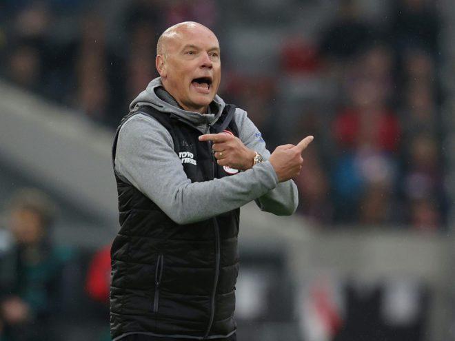 Dramatischer Sieg für die Mannschaft von Uwe Rösler