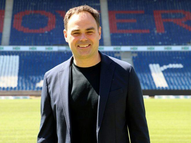 Robert Schäfer arbeitet in Zukunft für Hannover 96