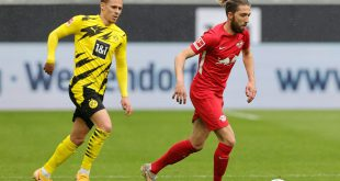 Kevin Kampl (r.) will mit Leipzig den DFB-Pokal gewinnen