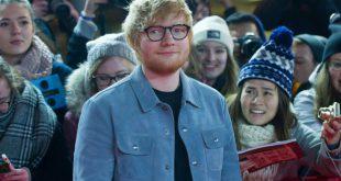 Sheeran wird für ein Jahr Trikotsponsor von Ipswich Town