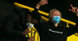 Dortmund hofft auf die Rückkehr von Erling Haaland