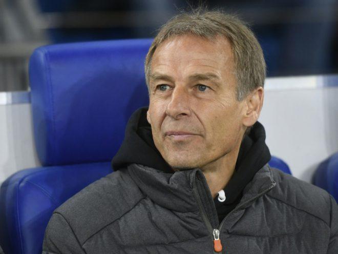 Jürgen Klinsmann erwartet hohe  EM-Ziele vom DFB