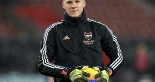 Leno will mit dem FC Arsenal die Europa League gewinnen