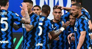 Inter Mailand hat Sampdoria Genau mit 5:1 geschlagen