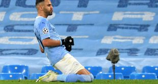 Riyad Mahrez schießt Manchester City ins Finale