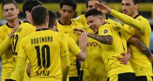 Borussia Dortmund bezwingt Holstein Kiel deutlich