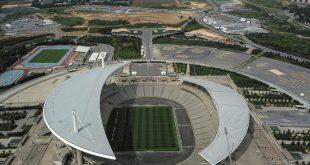 Das Atatürk-Olympiastadion in Istanbul