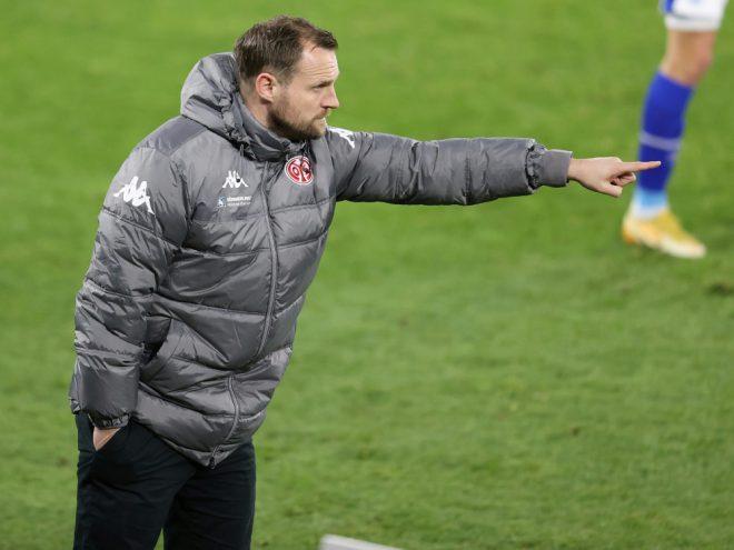 Mainz-Trainer Bo Svensson warnt vor Hertha BSC Berlin