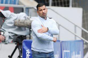 Dimitrios Grammozis soll Schalke-Trainer bleiben