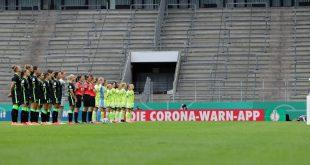 Wieder ohne Zuschauer: Das DFB-Pokal Finale der Frauen