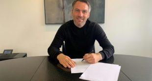 Jan Zimmermann unterschreibt einen Vertrag bis 2023