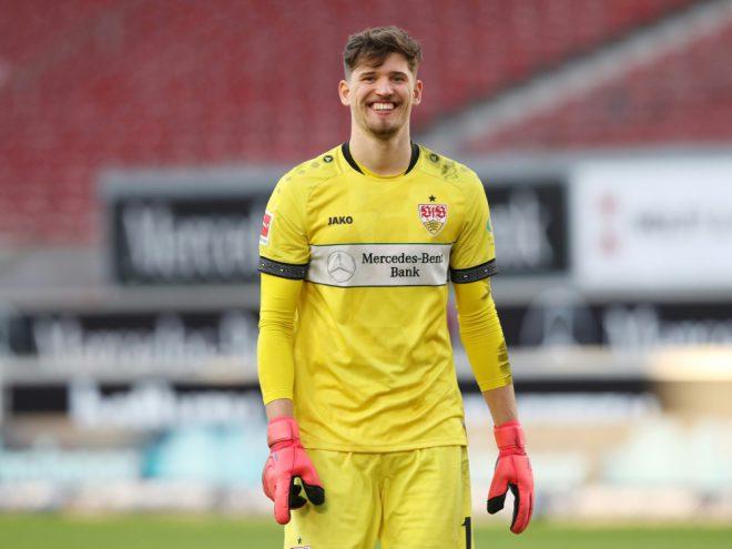 Gregor Kobel wechselt zu Borussia Dortmund