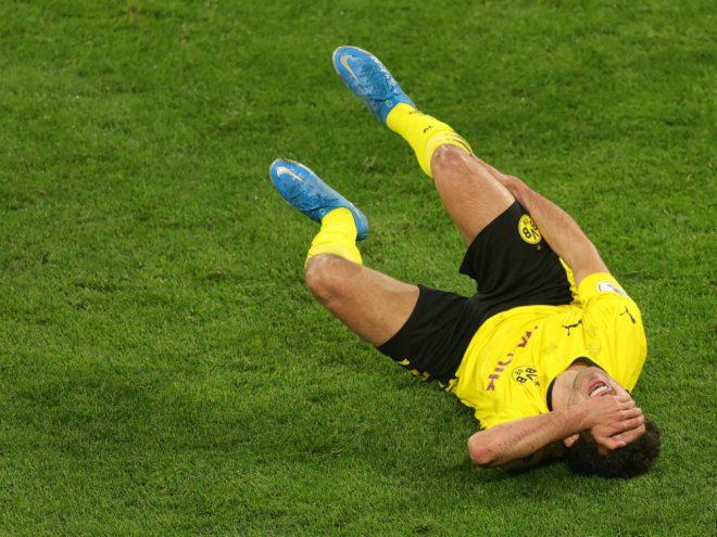 Mateu Morey verletzte sich gegen Kiel schwer