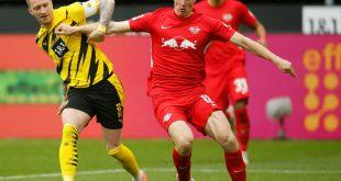 Wettanbieter sieht Dortmund und Leipzig auf Augenhöhe