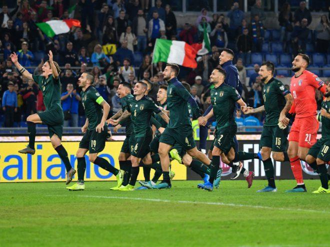 Italien beginnt mit Impfung der Nationalspieler