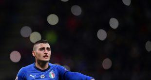 EM: Italien bangt um den Einsatz von Marco Verratti