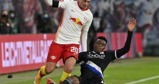 Lazar Samardzic (l.) fällt für das DFB-Pokalfinale aus