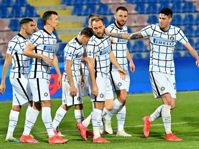 Die Spieler-Gehälter sollen bei Inter gekürzt werden