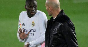Ferland Mendy fehlt Real Madrid länger