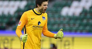 Jarstein bleibt bis 2023 bei Hertha BSC