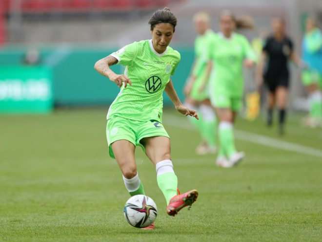 Sara Doorsoun fällt für die anstehenden Länderspiele aus
