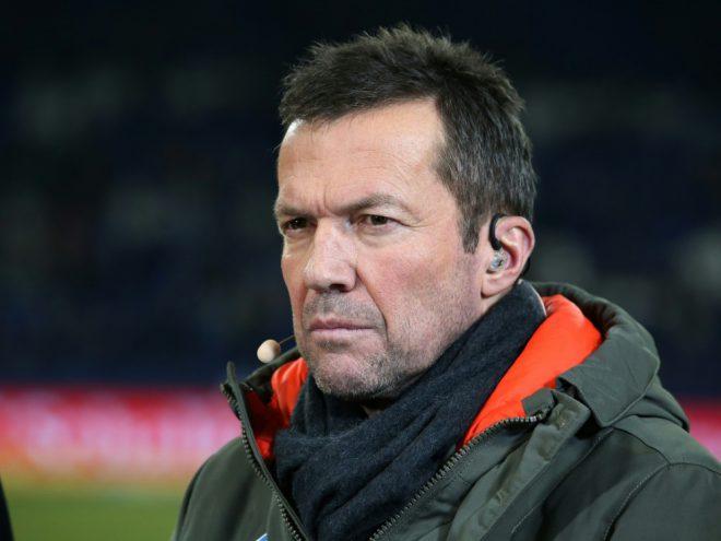 Lothar Matthäus kritisiert den Auftritt des DFB-Teams