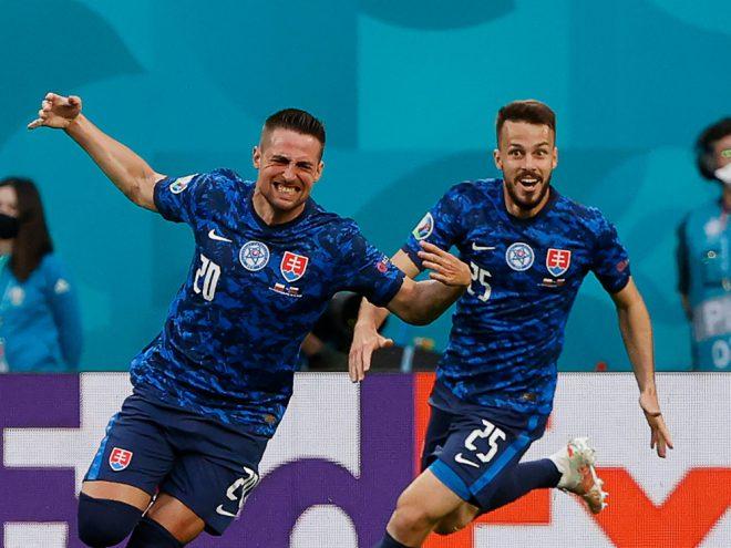 Slowakei gewinnt zum Auftakt gegen Polen