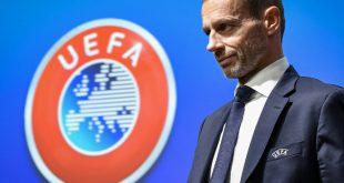 Ceferin ist seit 2016 Präsident der UEFA