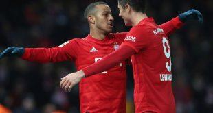 Thiago schwärmt vor Polen-Spiel von Robert Lewandowski